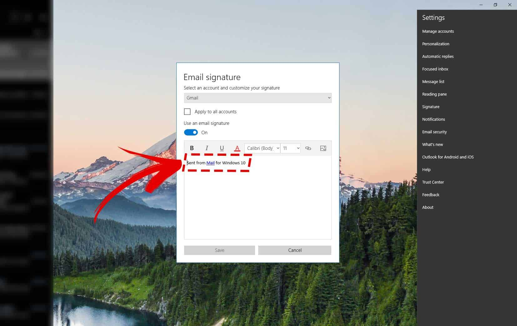 how-to-remove-Sent-from-Mail-for-Windows-10-step-4